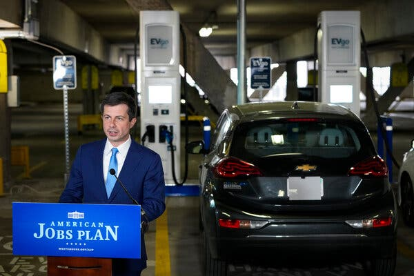 Transportation Secretary Pete Buttigieg, whose agency is planning to reinstate tougher fuel economy standards on passenger vehicles, will speak on Day 2 of the climate change summit.