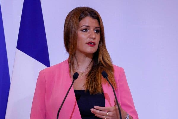 """Marlène Schiappa, the French minister who oversees citizenship matters, said in a statement:""""These frontline workers have served the nation. It is only natural that the nation should embrace them."""""""